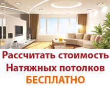Запрос натяжные потолки
